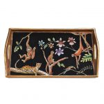 Tropical Small Rectangle Tray