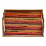 Sunset 12×7.5 inches Eglimose Tray