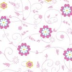 Sassy Floral Contact Paper Liner